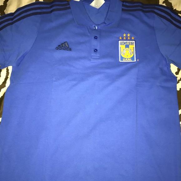 new concept e13ea cb622 Tigres Polo Shirt soccer jersey NWT